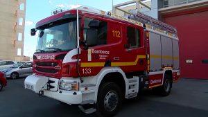 Sucesos en Orihuela, Bigastro y Torrevieja movilizan a los bomberos