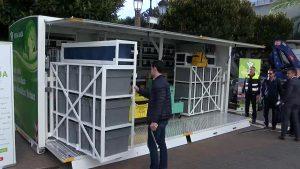 Ecoparque móvil para los municipios de la comarca