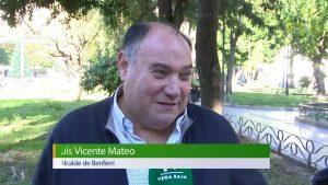 El alcalde de Benferri pide agua a la Ministra