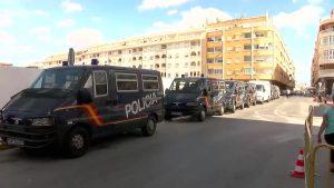 La Policía Nacional desmantela una red criminal de distribución de drogas