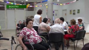 XII Gala del Alzheimer titulada «Y llegó la Navidad» en Bigastro