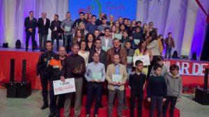 Pilar de la Horadada celebra la XI Gala del Deporte