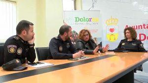 Unidad pionera de la policía de Dolores