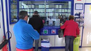 Se incrementa la venta de décimos a escasos días del sorteo de la Lotería de Navidad