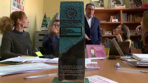 Premio a la Mancomunidad La Vega por su proyecto contra el acoso escolar