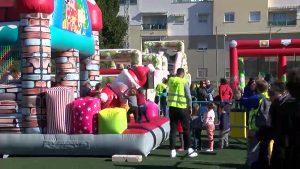 Juve abre sus puertas en Orihuela con actividades para los niños