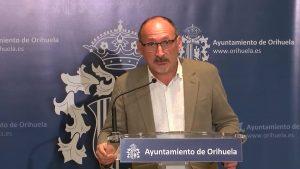 Orihuela ordena demoler obras por vulnerar la legalidad