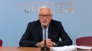 El Ayuntamiento de Torrevieja está dispuesto a asumir la nueva obra del Paseo Marítimo de la Mata