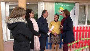 El director general de Diversidad Funcional visita el centro ADIS en Bigastro