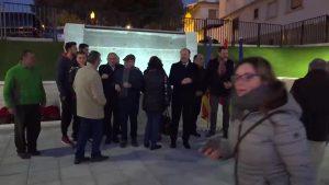 Los vecinos de Hurchillo estrenan el nuevo Parque de la Era