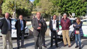 El Ayuntamiento de Pilar de la Horadada adquiere seis nuevos vehículos
