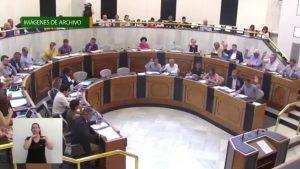 PP y Compromís en la Diputación reclamar más inversiones para la provincia en los PGE 2019