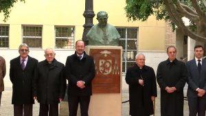 Orihuela homenajea al obispo emérito Vitorio Oliver