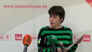 Críticas socialistas al PP por no tramitar el Plan General de Ordenación Urbana de Orihuela