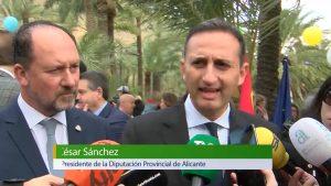 El presidente de la Diputación confía en que Bascuñana repita como cabeza de lista del PP