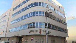 CSIF denuncia la acumulación de cientos de objetos incautados en la quinta planta del Juzgado
