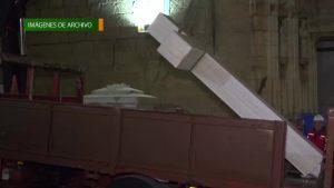 Se cumple un año de la retirada de la Cruz de los Caídos de Callosa
