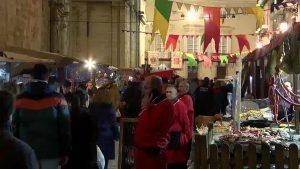 Miles de visitantes disfrutan del Mercado Medieval de Orihuela