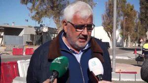 El diputado de Carreteras visita obras en la Vega Baja y anuncia nuevas inversiones