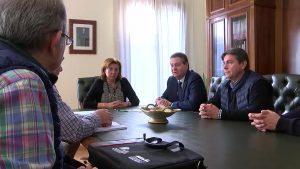 El área del ciclo hídrico de Diputación aborda obras en la Vega Baja
