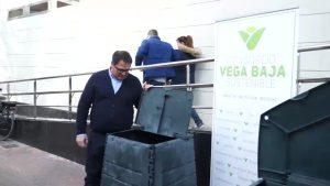 El Consorcio Vega Baja Sostenible repartirá 256 compostadoras de biorresiduos