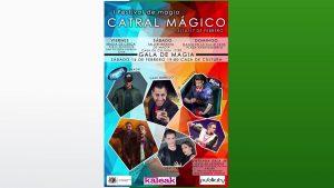 Catral se convierte en la capital de la magia este fin de semana