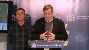 Orihuela presenta la rehabilitación del Palmeral