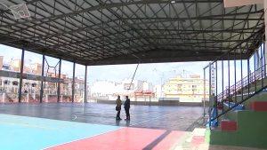 Formentera remozará la pista multiusos del polideportivo