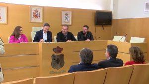 El presidente de la Diputación de Alicante visita por primera vez Daya Vieja