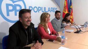 """Eva Ortiz: """"Casado y Bonig serán presidentes del Gobierno y la Generalitat Valenciana"""""""