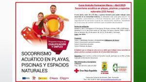 La Comunidad Valenciana contará con 25 nuevos socorristas procedentes de la Vega Baja