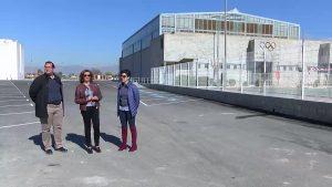 El Parque Ángel Vaíllo de Almoradí luce una nueva imagen