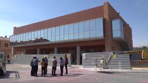 Las obras del Centro Cívico de La Aparecida llegan a su fin