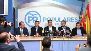 Bascuñana cuenta con el apoyo del PP de Casado para ser candidato