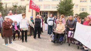 16 días de huelga y la administración autonómica continúa sin dar solución