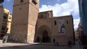 El Gobierno de Cantabria se interesa por el patrimonio religioso de Orihuela