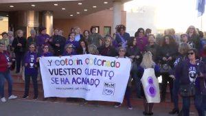 El bus de la igualdad recorre la Vega Baja