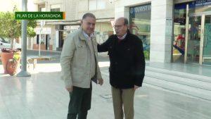 Pilar de la Horadada recibe al Sindicato Central de Regantes del Acueducto Tajo-Segura SCRATS