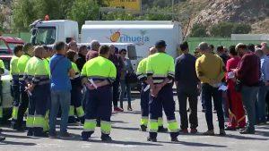 Los trabajadores de la basura de Orihuela deciden hacer huelga
