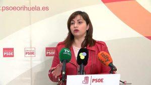El PSOE critica que Orihuela no tenga un Parque de Bomberos en condiciones