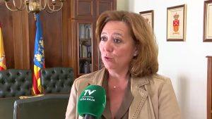 María Gómez revalida como número uno de los populares de Almoradí para las municipales