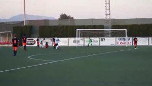 El Valencia CF busca futuras promesas en Benferri