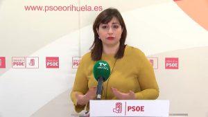 El PSOE pide medidas para evitar desprendimientos en la Costa oriolana