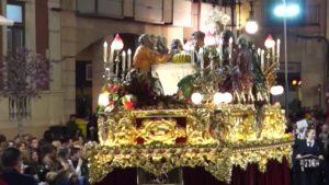 El Rey Felipe VI, nombrado «Cofrade de Honor» por la Santa Cena de Orihuela