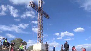 Organizan una marcha jubilar y solidaria a la Cruz de la Muela para conmemorar el Año Vicentino