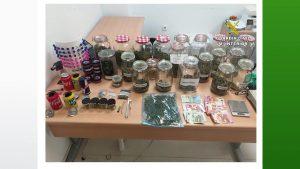 La Guardia Civil lleva a cabo una operación contra el tráfico de drogas en Rojales