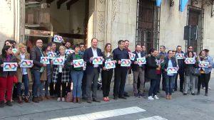 Orihuela conmemora el Día Mundial del Autismo con la lectura de un manifiesto