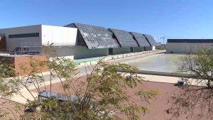 Ampliación de la capacidad de producción de la desalinizadora de Torrevieja