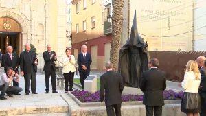 La escultura del Nazareno oriolano encuentra ubicación