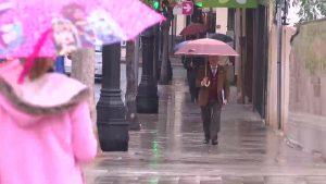 La lluvia causa estragos en la comarca